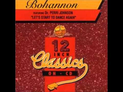 Hamilton Bohannon - Let's Start The Dance (Original 12 Inch V)