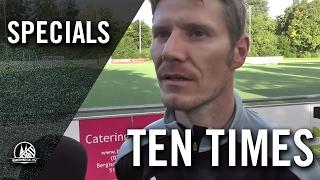 Ten Times mit Tobias Balduan (SV Schlebusch) | RHEINKICK.TV