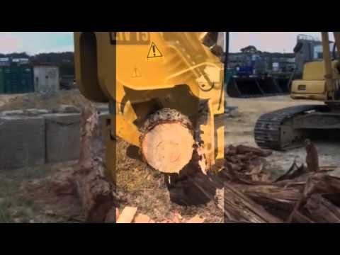Serie LIV in action - OSA Demolition Equipment
