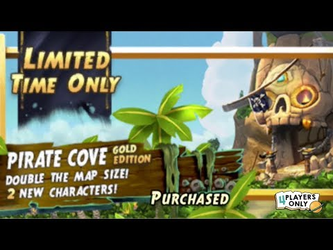 Temple Run 2 | Unlock PIRATE COVE GOLD EDITION Map!  & JEAN BENITEZ CAPTAIN By Imangi
