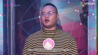 [Gameshow] Giải Mã Cặp Đôi (SS2) - Tập 4   Vinh Râu Kể Chuyện Tình Tứ Với Lương Minh Trang