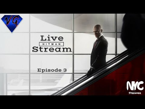 Hitman Live Stream {Best In The Business}  {PS4} Come Hang Out With Me