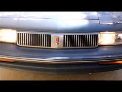 1992 Oldsmobile Cutlass Ciera S 3.3L V6 For Sale
