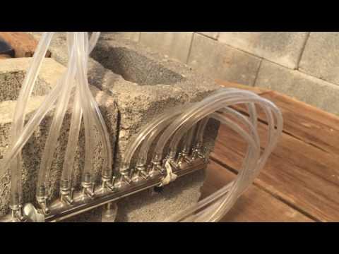 Aquaponic System/Fish Farm Together