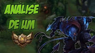League of Legends - Análise de um Bronze - Rengar Jungle #1