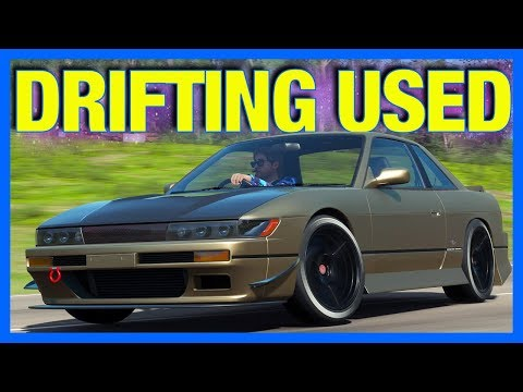 Forza Horizon 4 Online : DRIFTING USED CARS!!