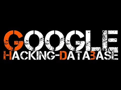 Google Ha@¢king Database