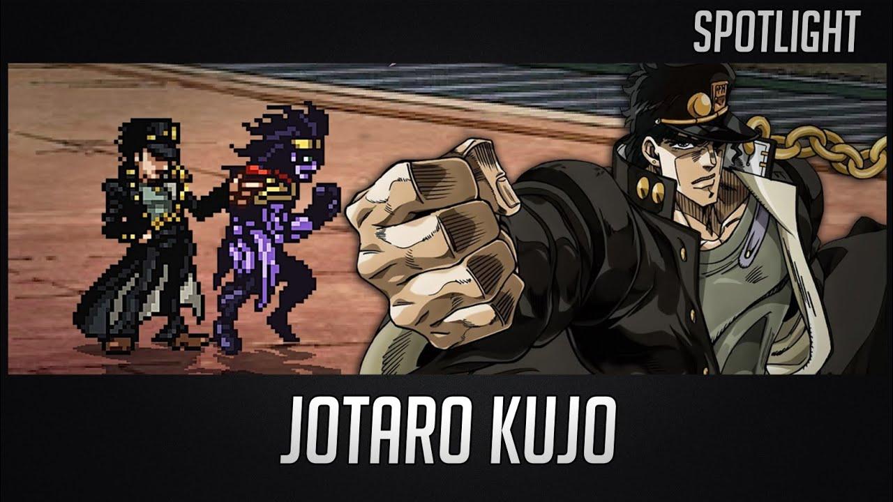 Mugen Jotaro By Mikel8888 Youtube