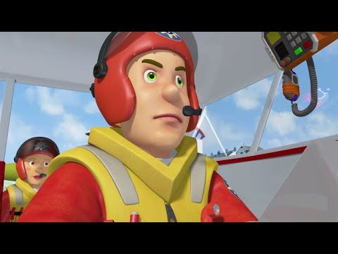 Fireman Sam New Episodes | All at Sea - BEST of Ben, the coa