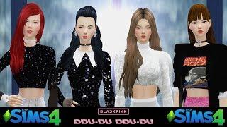 Gambar cover BLACKPINK - '뚜두뚜두 (DDU-DU DDU-DU)' M/V 【The Sims 4 Animation】