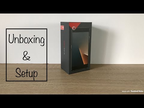 Vodafone Smart V8 Unboxing