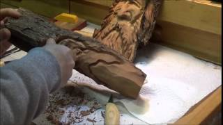 Wood Spirit Carving Tips (refining Your Woodcarving)..