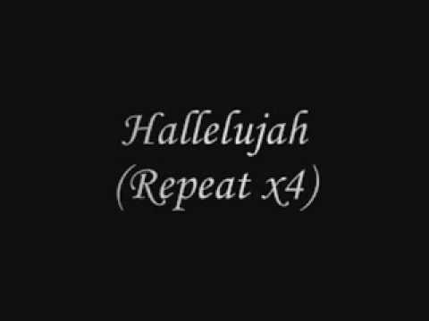 Hallelujah-LYRICS Justin Timberlake and Matt Morris