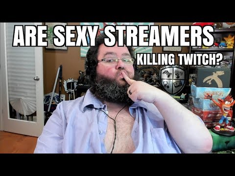 Let's Talk About Bikini Streamers On Twitch And Youtube