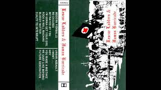 Rescue Ladders Human Barricade 1984 Full Album Twisted Red Cross Pinoy Punk Rock Hobbyph.com