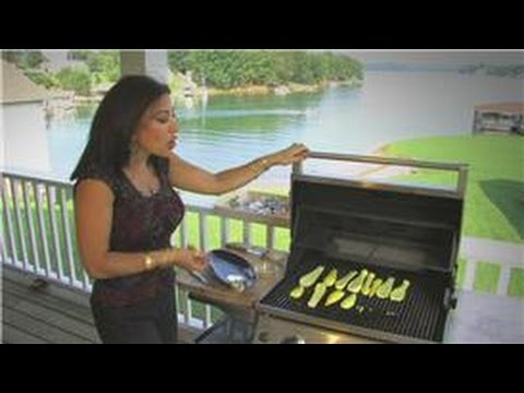 Grilled Vegetables : How to Cut and Grill Summer Squash