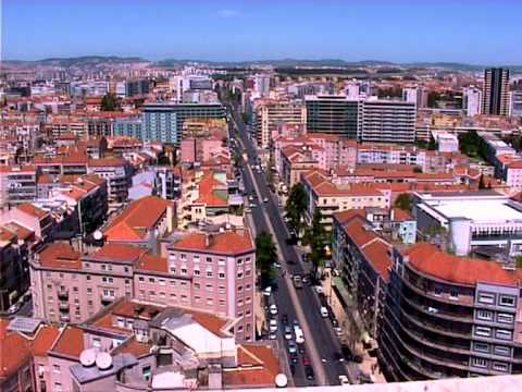 Lisbon Portugal Travel Video. English spoken. Part 1 of 6.