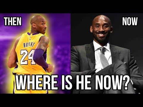 Where Are They Now? KOBE BRYANT