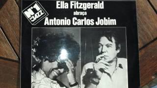 Ella Fitzgerald abraça Antonio Carlos Jobim (side 2)