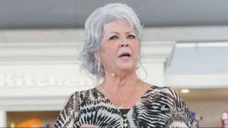 TV Chef Paula Deen Apologizes for