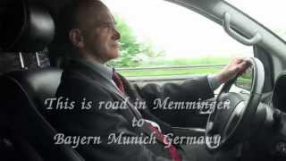 This is Road Memmingen to Munich Germany ประเทศเยอรมัน ปี 58