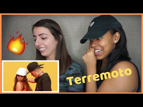Anitta & Kevinho - Terremoto (Official Music Video) [REACTION]