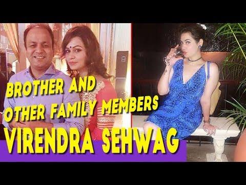 Virendra Sehwag Family: ये हैं सहवाग के भाई-भाभी, संभालते हैं बिजनेस, ऐसी है उनकी फैमिली