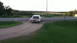 64 impala burnout