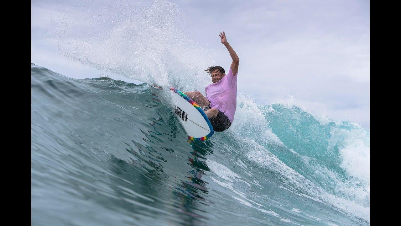 "Download The Electric Acid Surfboard Test Shaper's Profiles: Matt ""Mayhem"" Biolos"