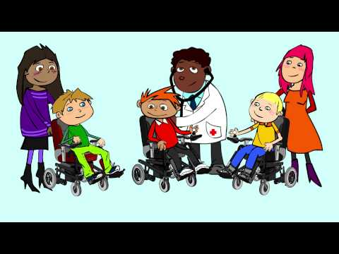 Living with Duchenne - Animation by Takin Charge