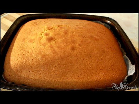Best Sponge Cake At Home | Recipes By Chef Ricardo