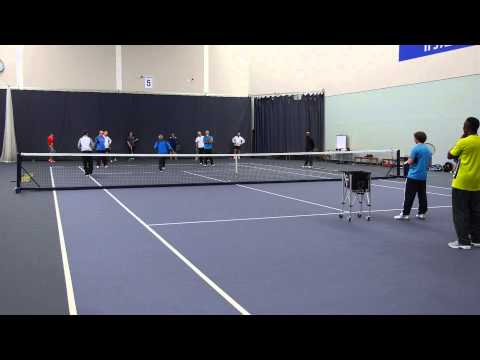 Cardio Tennis Coaches Workshop - Keep Your Players Moving