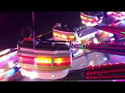 Martin Draper - Crazy Frog (Safeco Jump N Smile) Onride