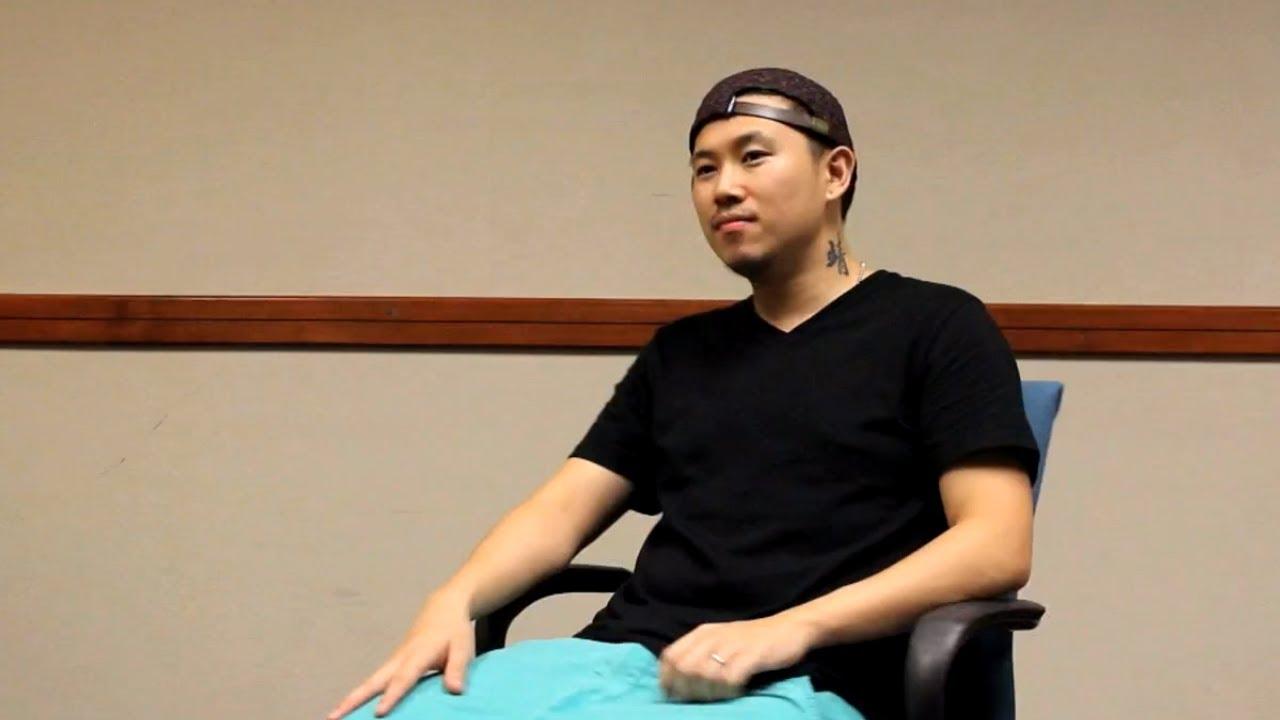 MC Jin shares his testimony (@iammcjin @rapzilla)