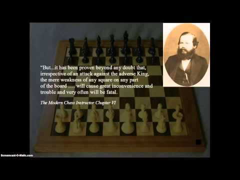 Steinitz' Chess Instructor Part I