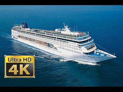 MSC Sinfonia Cruise Ship Tour 4k Ultra Buffet HD Full Tour of Ship Sony 4k