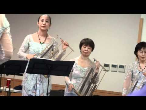 Angklung Indonesia In Japan