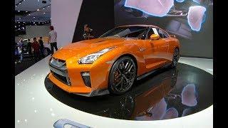 New Sport Car Nissan GTR 2018, 2019