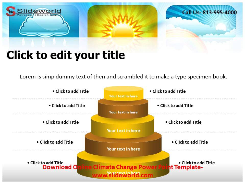 Online climate change power point template youtube online climate change power point template toneelgroepblik Image collections