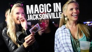 Magic in Jacksonville: Backstage for FGL