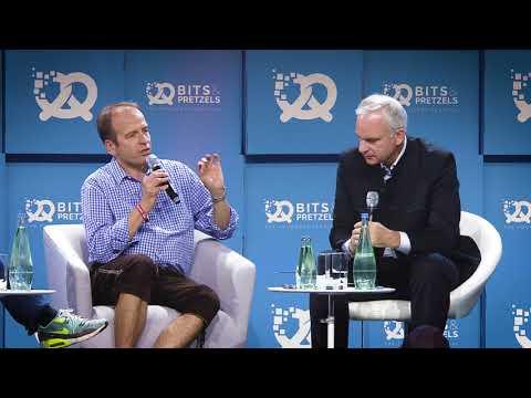 New energy, new customers, new companies - CEO talk at Bits & Pretzels 2017