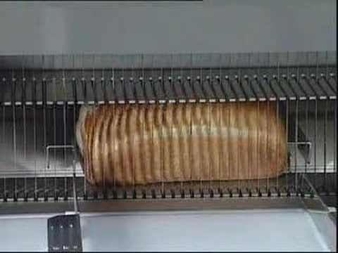 JAC Bread Slicer - Full