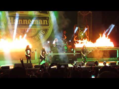 Slayer, Angel of Death, live @ Budweiser Stage, Toronto. May 29, 2018 Mp3