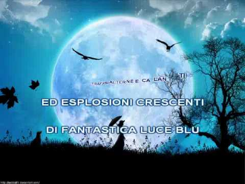 Patty Pravo - La luna ( karaoke )