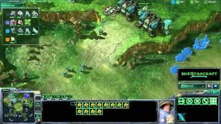 SC2: IS0093 - [2v2: TZ vs. TP - cubert, Aristeo vs. Nuku, SaNY] - Game 2 - Part 1/2