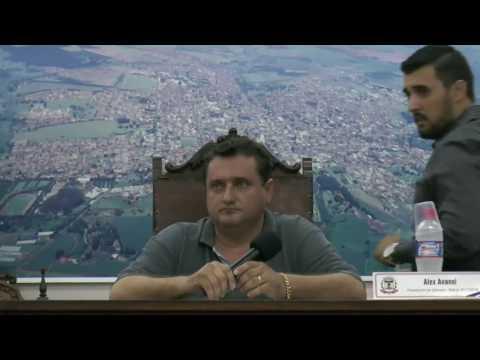 Sessão Ordinária 02 de março de 2017 | Câmara Municipal de Itápolis - SP