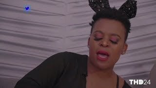 Full Video Of Zodwa Wabantu Crying And Talking About Her Childhood