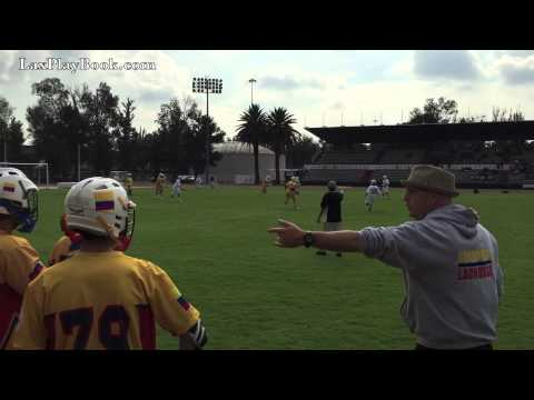 Colombian Lacrosse from the Coaches perspective