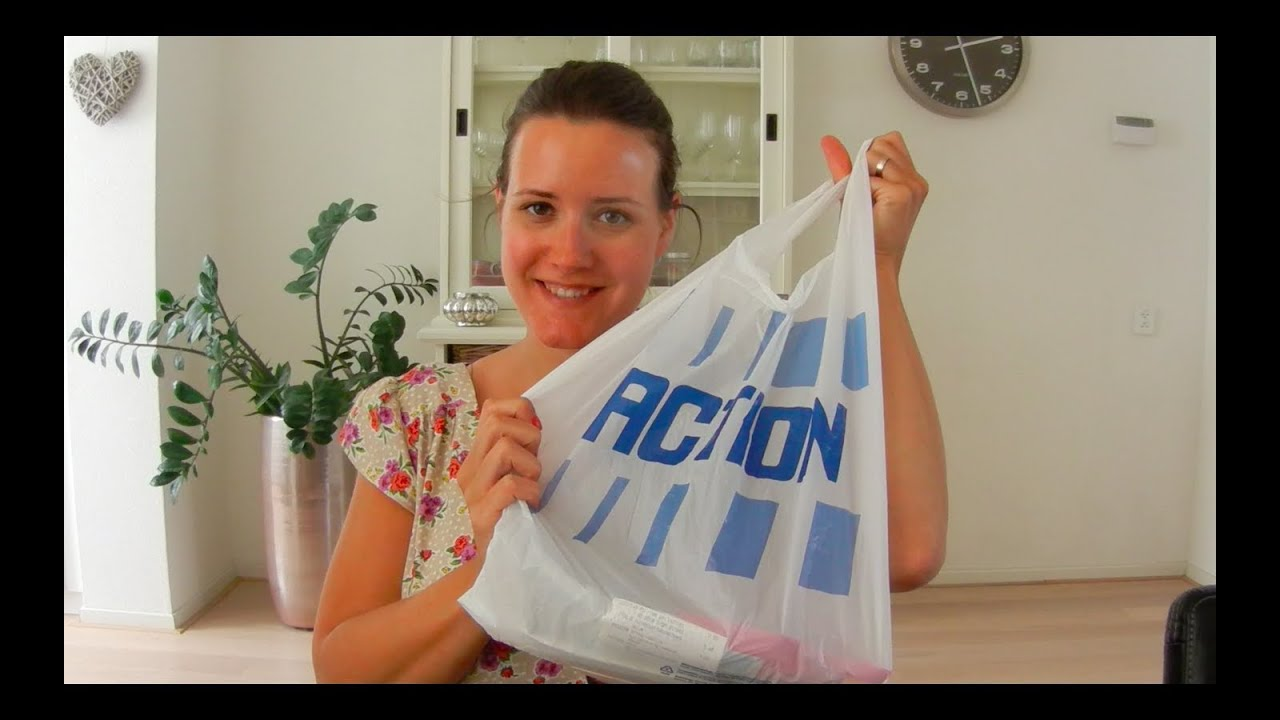 Shoplog action opbergbox maskerdoekjes en meer youtube for Action opbergbox