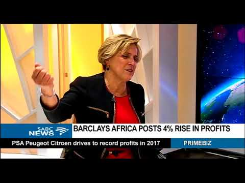 Barclays Africa brand change and Absa shares - Maria Ramos